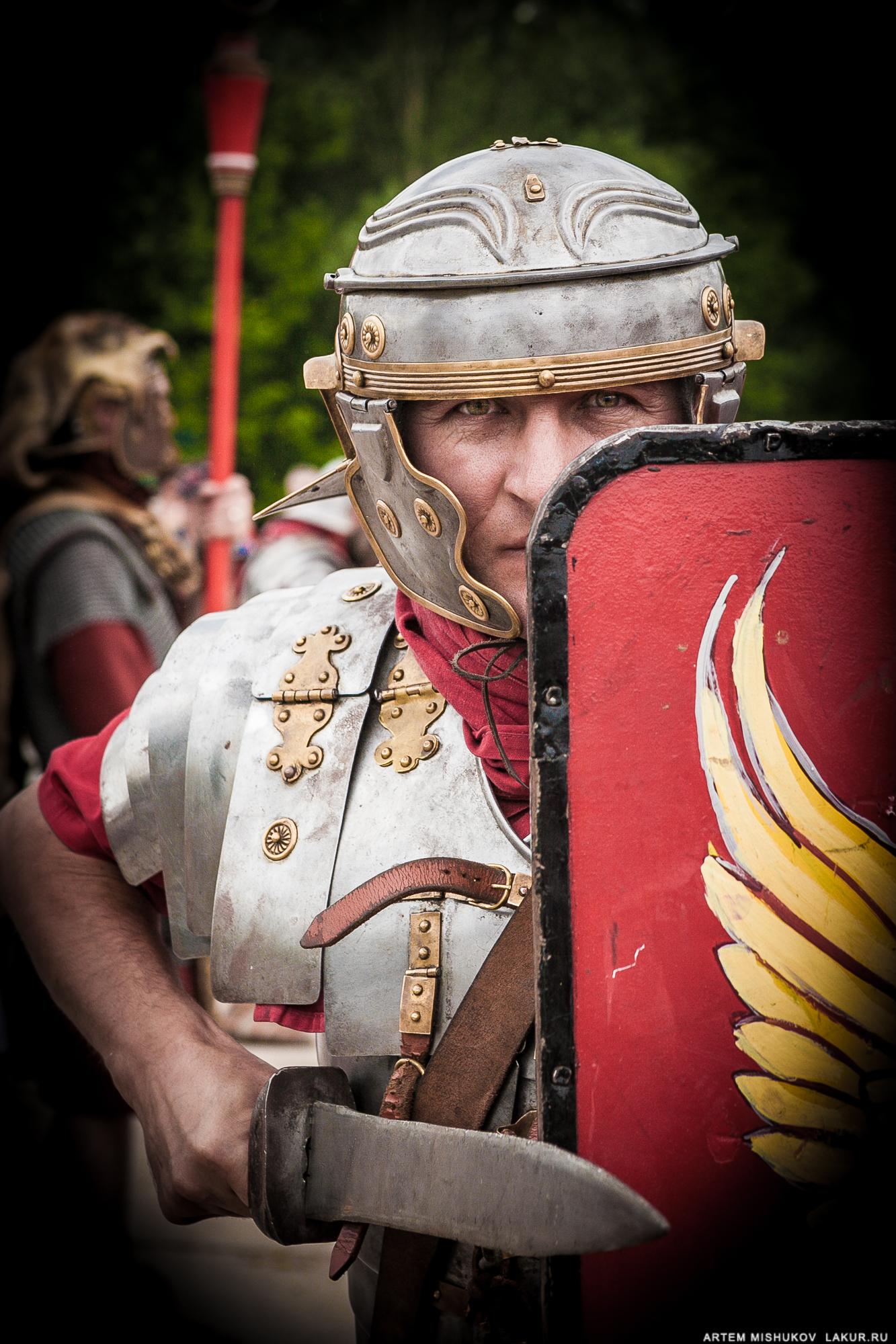 легионер, рим